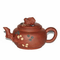 Чайник глиняный «Рыбка», 450 мл.