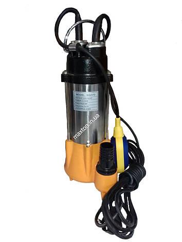 Дренажно-фекальный насос Omhi Aqua WQ 370, фото 2