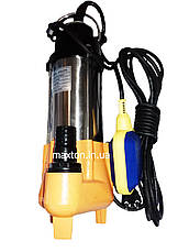 Дренажно-фекальный насос Omhi Aqua WQ 370, фото 3