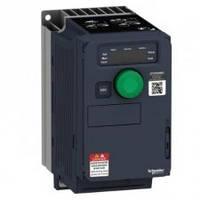 ATV320U07M2C Преобразователь частоты ATV320C 0,75кВт 240В 1Ф