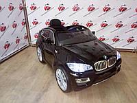 Детский электромобиль BMW х 6, (JJ 258), черный