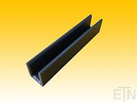 Вкладыш 16 PE, U-образный профиль для направляющих 16 мм, 150 x 26 x 30 мм, запчасти ThyssenKrupp