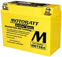 Аккумулятор Motobatt MB MBT9B4