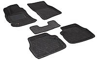 3D коврики трехслойные Sotra 3D Classic 8mm Grey для Subaru Forester (mkIII) 2009-2012