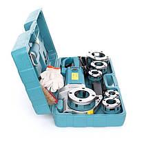 Электрическая резьбонарезная машина BestCraft EC592 + 6 головок, фото 2