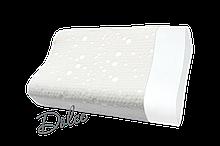 Ортопедическая подушка с эффектом памяти (форма волны) Dolce 500 x 350 x 108 мм  P102