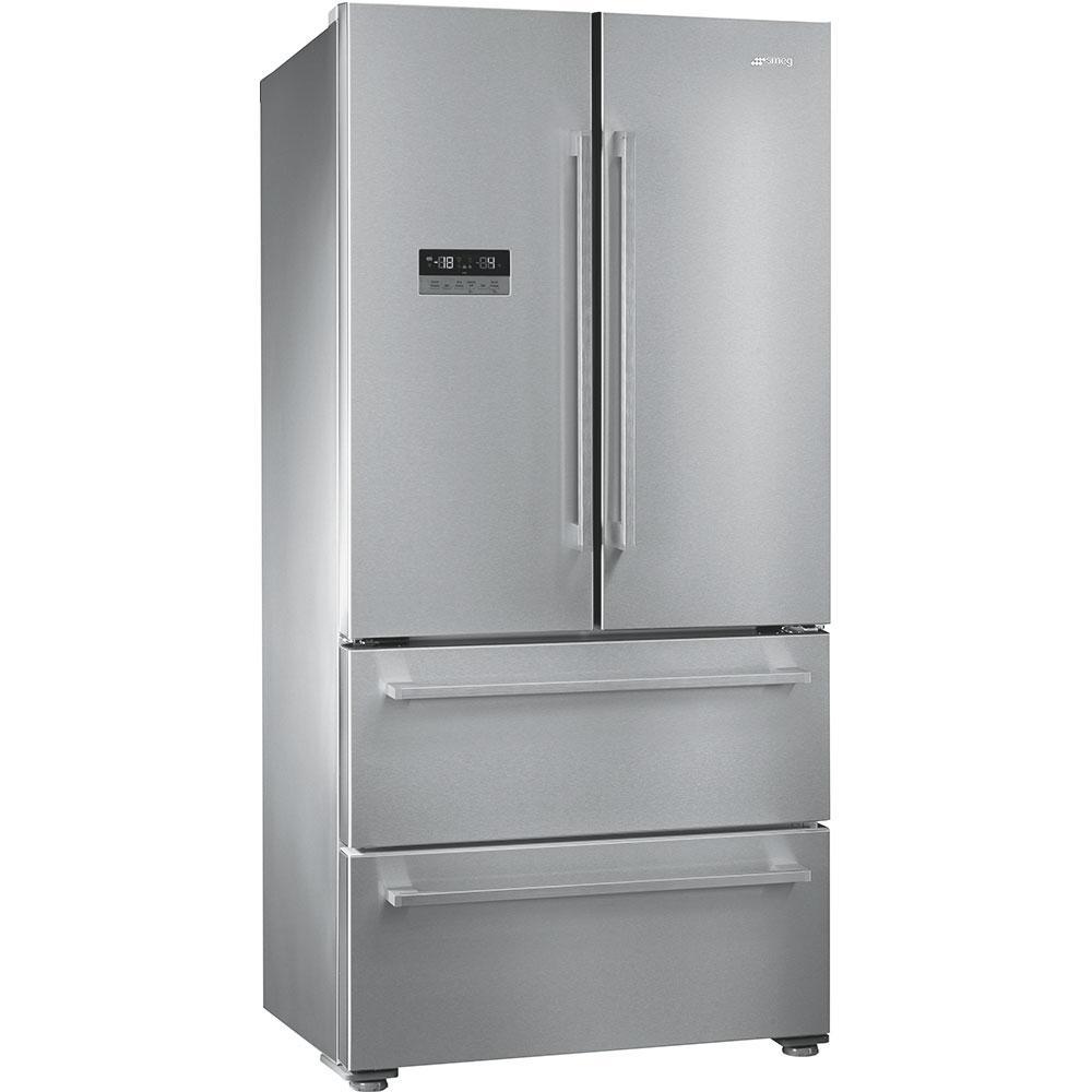 Отдельно стоящий холодильник Smeg FQ55FXE1