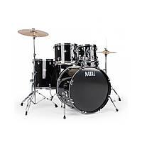Ударная установка Natal DNA US Fusion Drum Kit Black