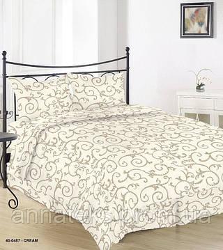 Ткань постельная 144855 Бязь (ПАК) НАБ.ГОЛД DW 40-0487 CREAM 220СМ