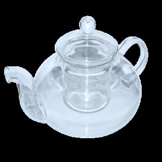 """Чайник стеклянный """"Греческий"""" 1100 мл"""