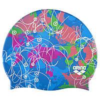 Детская шапочка для плавания Arena Print