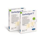 Sorbalgon T / Сорбалгон Т кальций-альгинатная поглощающая стерильная тампонадная лента,  30 см (2г)