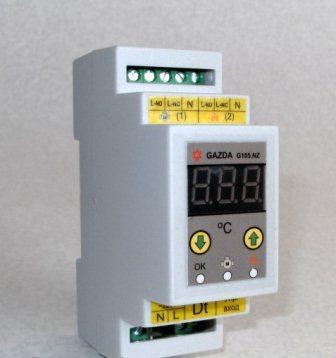 Терморегулятор GAZDA G105-KZ
