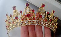 """Корона-диадема на голову """"Королева"""", фото 1"""