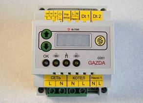 Терморегулятор GAZDA G351 - универсальная управляющая система, фото 2