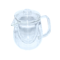 "Чайник стеклянный ""Наиф"" 600 мл"