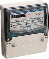 Счетчик электроэнергии трехфазный  Энергомера 230 В 5-60 А 1Т М7 электронный ЦЭ 6803ВШ/1  Р32