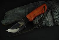 """Охотничий нож шкуросъемный ручной работы """"Шкуродер-4"""", 95Х18 (наличие уточняйте)"""