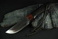 """Шкуросъемный нож ручной работы """"Шкуродер-1"""", 95Х18 (наличие уточняйте)"""