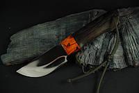 """Охотничий нож ручной работы """"Шкуродер-2"""", 95Х18 (наличие уточняйте)"""