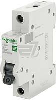 Автоматический выключатель  Schneider Electric EASY 9 1P 16A С EZ9F34116