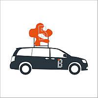 Рекламные конструкции для автомобилей
