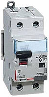 Дифференциальный автомат  Legrand DX3 1Р+N 25 A C 30 мА AC 411004