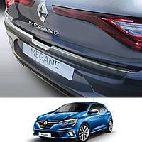 Накладка заднего бампера Renault Megane IV 5 dr. 2016>