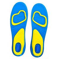 Гелевые Стельки для обуви  Шоль Гель Актив  для М/Ж