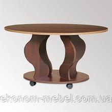 Журнальный столик Венеция-2 из ДСП, низкий
