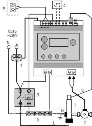 Терморегулятор GAZDA G352-25 - универсальная управляющая система, фото 2