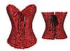 Красивый Красный корсет (хорошего качества)