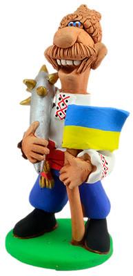 """Статуэтка """"Запорожский казак"""""""