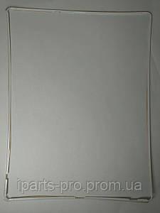 Рамка под стекло модуля iPad2 + Sticker БЕЛЫЙ