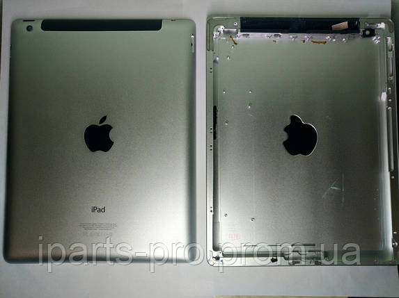 Задняя крышка Back Cover для iPad 3 3G БЕЛЫЙ, фото 2