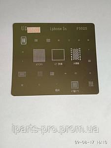 Трафареты для накатывания чипов iPhone 5S