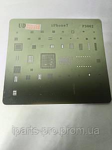 Трафареты для накатывания чипов iPhone 7