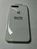 Чехол Silicone Case iPhone 7 АНТИЧНЫЙ-БЕЛЫЙ