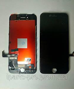 Дисплей Модуль LCD для iPhone7  + Touch Orig ЧЕРНЫЙ