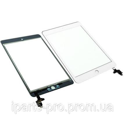 TOUCHSCREEN  для iPad mini3 БЕЛЫЙ Copy + IC , фото 2