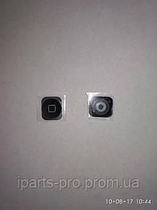 Кнопка Home для iPhone 5 ЧЕРНЫЙ
