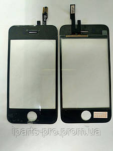 TOUCHSCREEN для iPhone 3G чёрный ААА