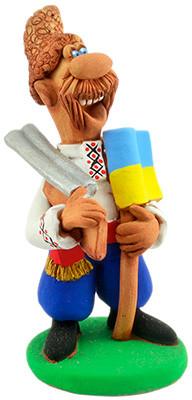 "Статуэтка ""Украинский снайпер"""