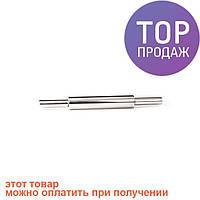 Скалка профессиональная нержавейка 460мм EM-8986 / товары для кухни
