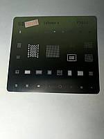 Трафареты для накатывания чипов iPhone 6