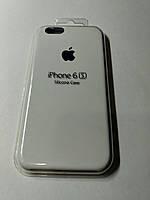 Чехол Silicone Case iPhone 6/6S БЕЛЫЙ