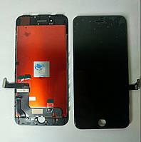 Дисплей Модуль LCD для iPhone7 плюс + Touch Orig ЧЕРНЫЙ