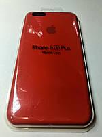 Чехол Silicone Case iPhone 6 плюс/6S плюс КРАСНЫЙ