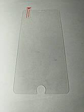 Стекло защитное для iPhone6  плюс глянцевое 0.2 мм