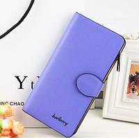 Клатч кошелек Baellerry женский фиолетовый NS-13843-3Blue, фото 1